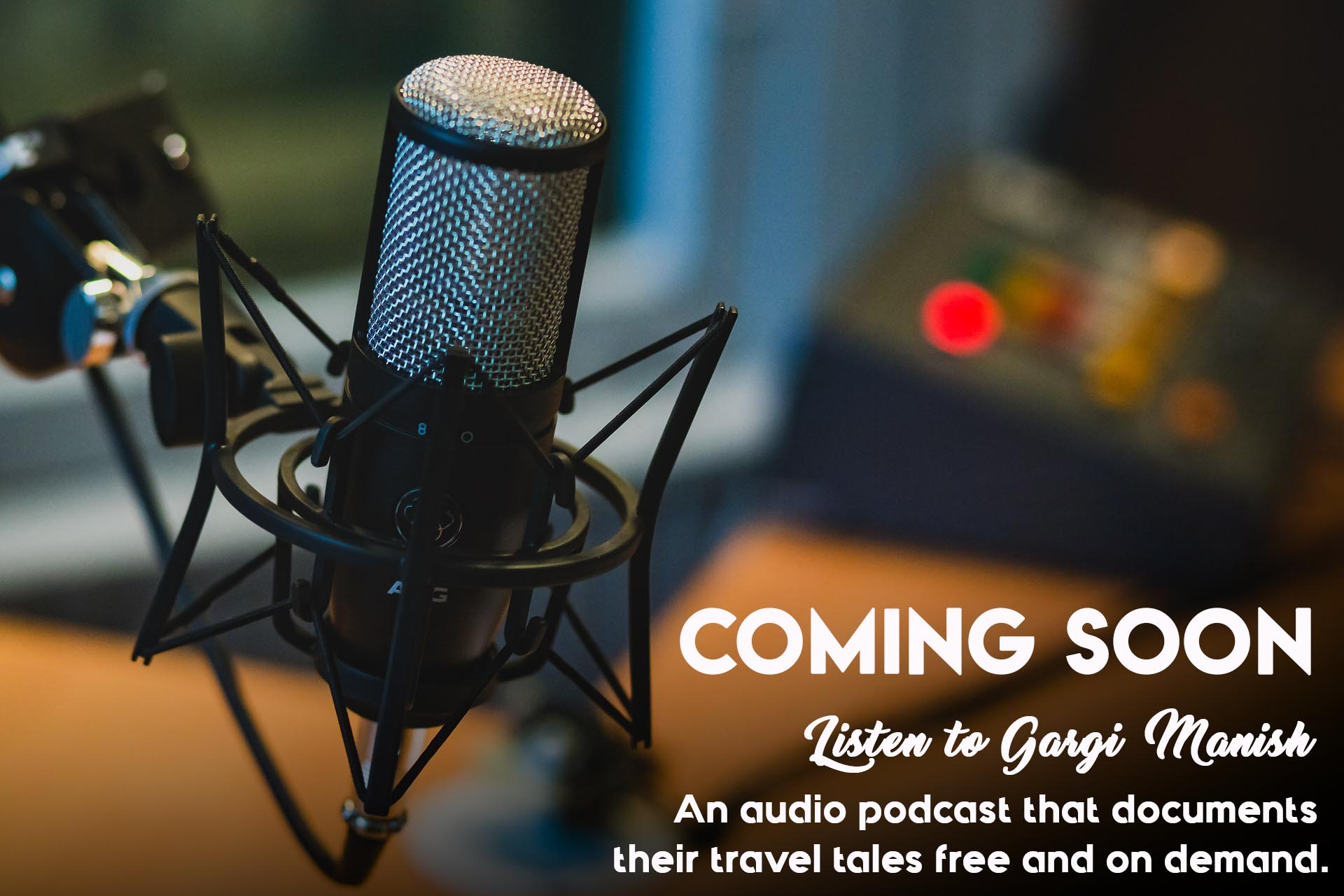 Gargi Manish Podcast