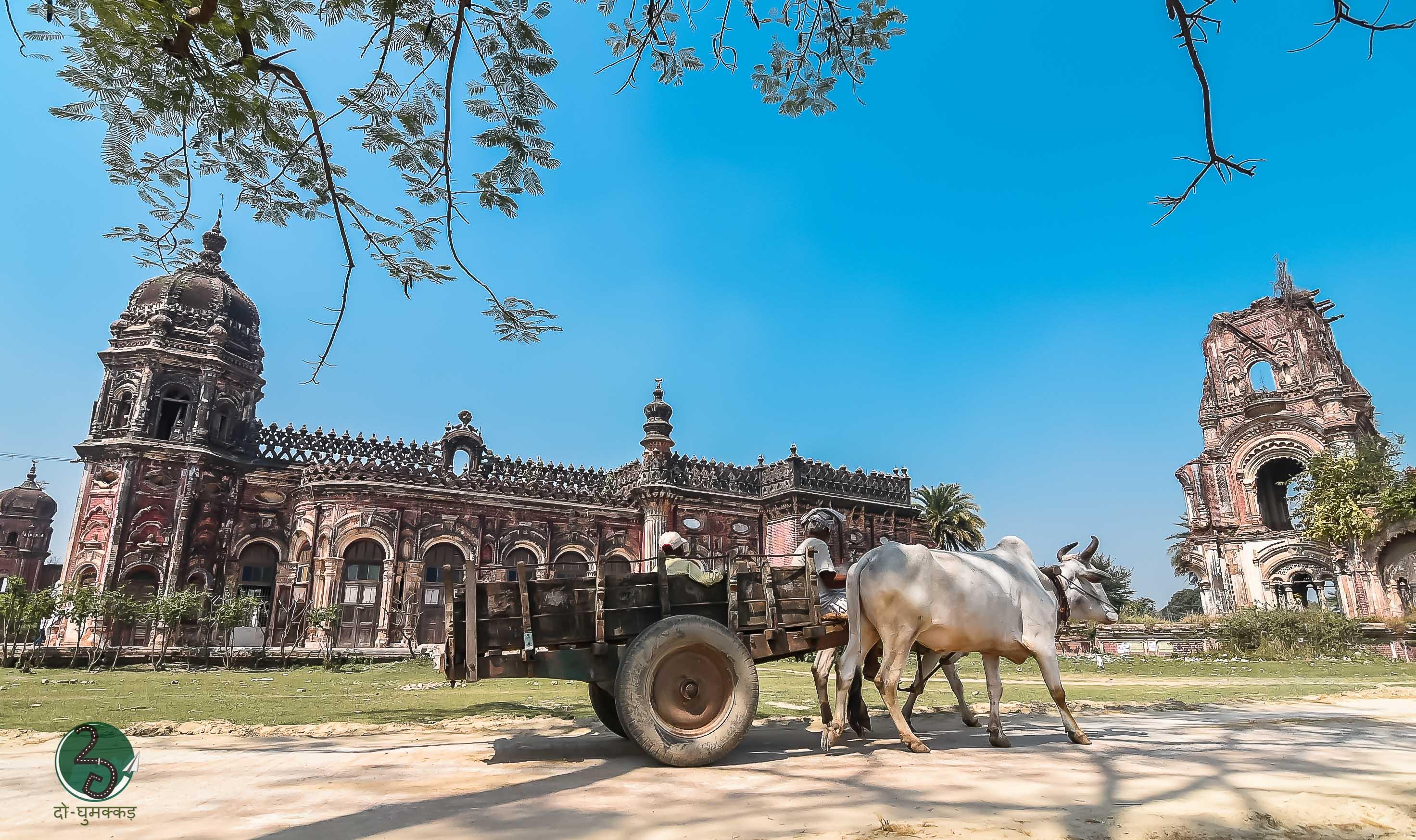 Ruins of Navlakha palace 2Ghumakkar