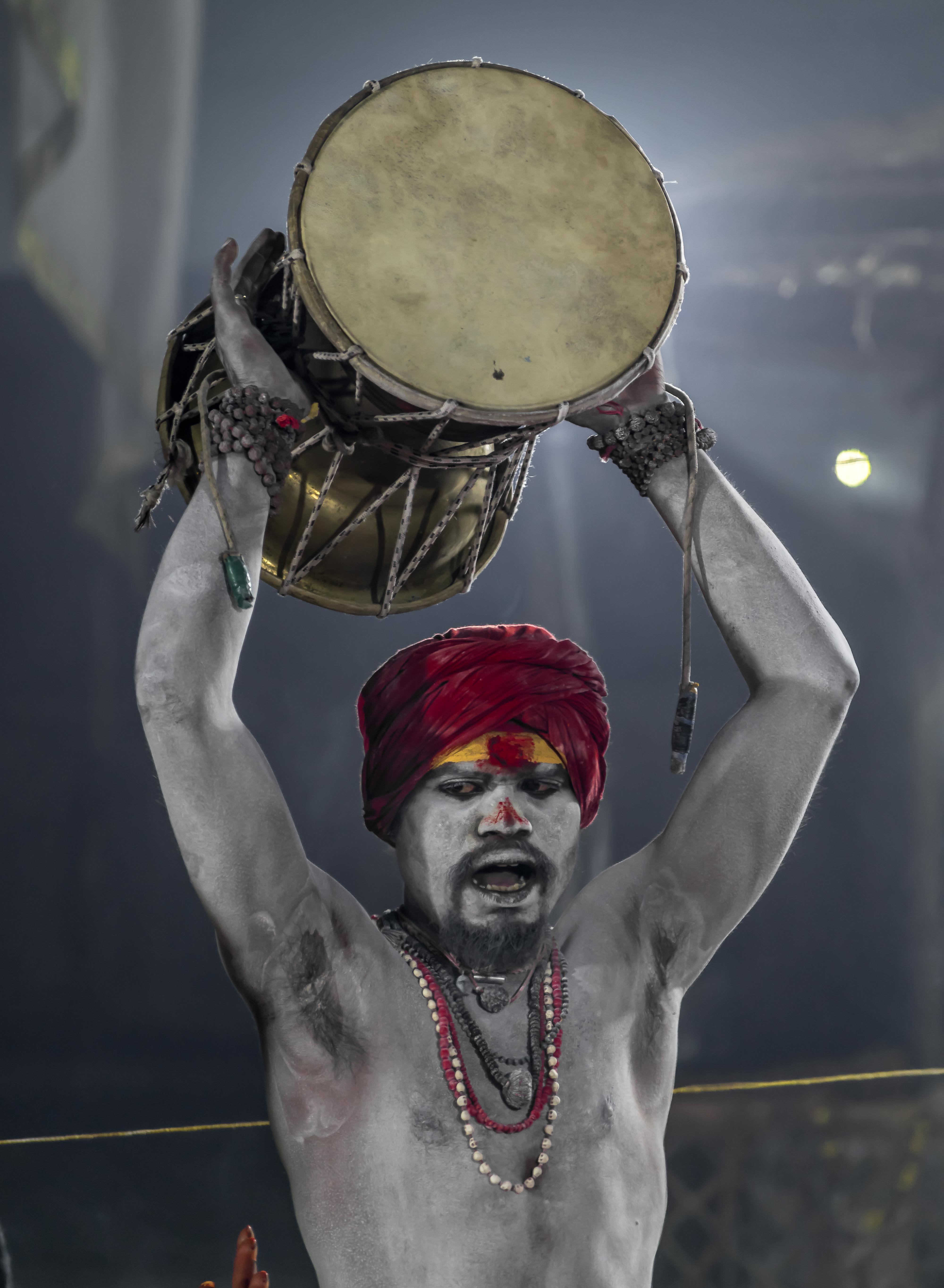 Naga Sadhu Kumbh Mela 2Ghumakkar