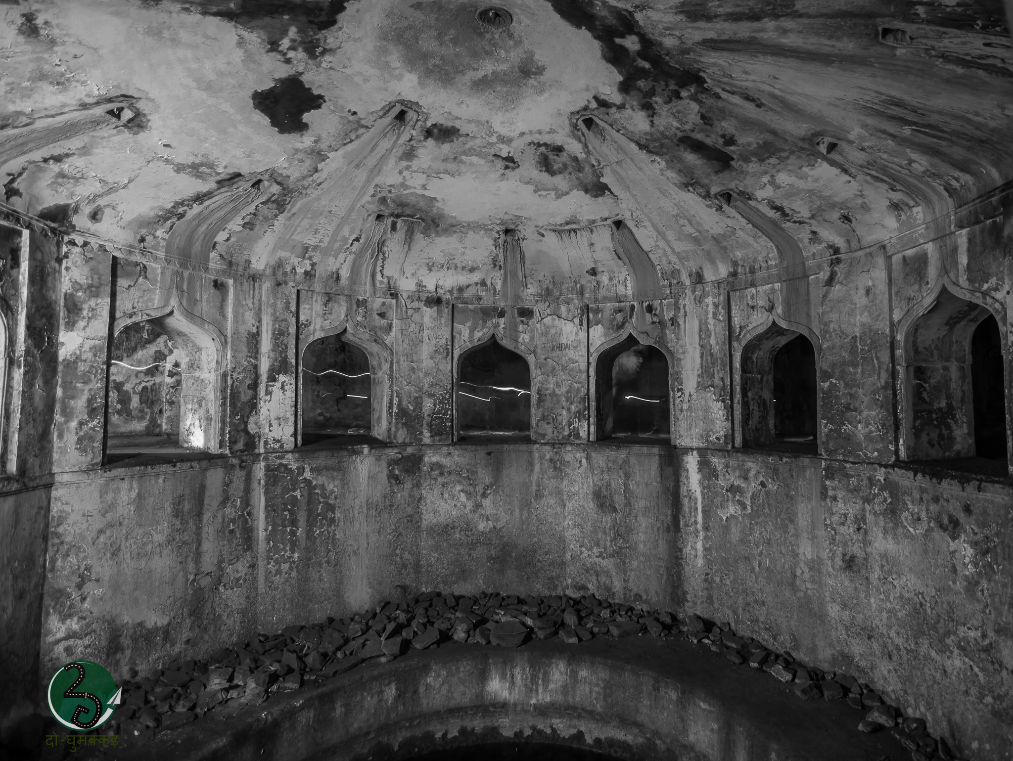 Shergarh A mystery beneath the surface of the ground 2Ghumakkar