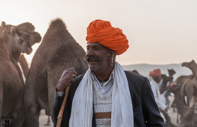 Camel fair 2Ghumakkar
