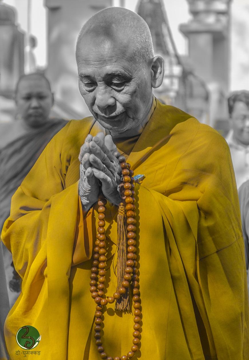 Bodh Gaya Gargi Manish 2Ghumakkar